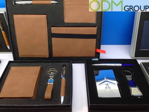 Corporate Gift Set -Company Promo Idea
