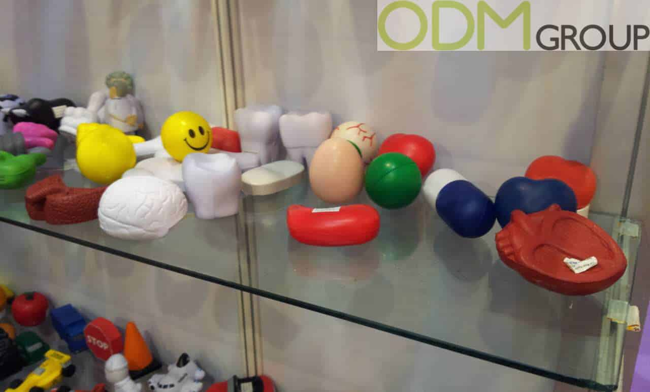 Customisable Stress Toys For Corporate Gifts
