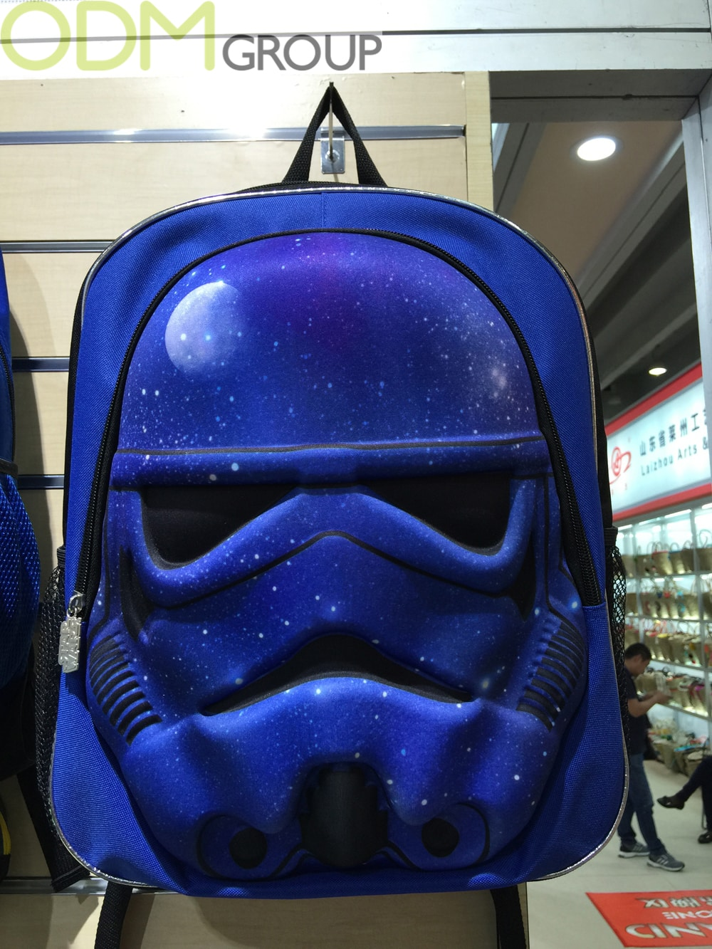 Make Backpacks Fun With an EVA Moulded Custom Bag