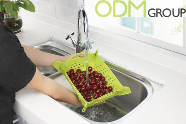 Kitchen Promotion Ideas - Custom Colanders