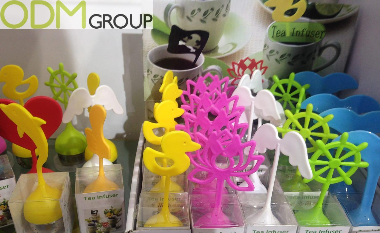 On Pack Promotion Idea Custom Tea Infuser