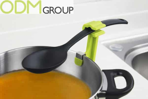 Practical Cooking Equipment - Promotional Utensil Rest
