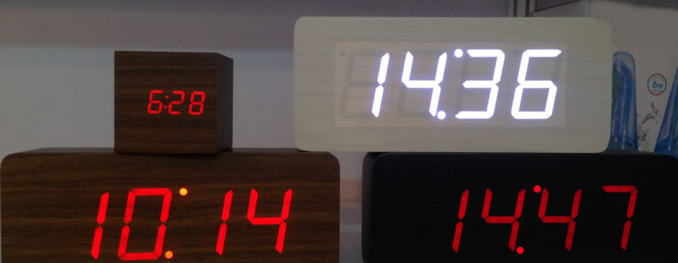 Wake Up to a Bedroom Promo - Branded Alarm Clocks
