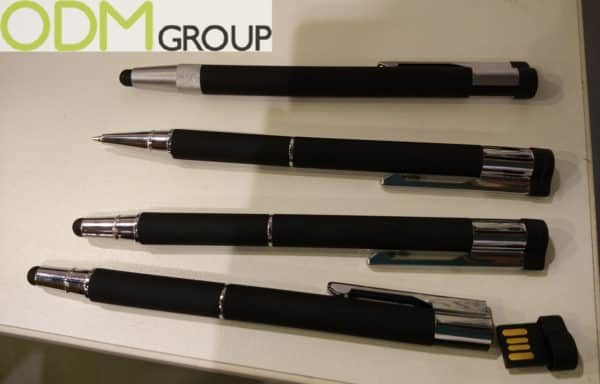 Business gifts idea - Customizable USB Pens
