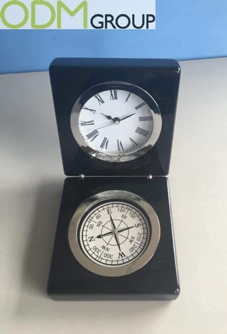 Corporate Gift Ideas - Compass Clock