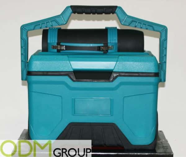 Outdoor Marketing Idea – Custom Lunch Box