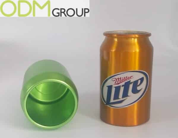 Promotional Ideas – Aluminum Drinking Can