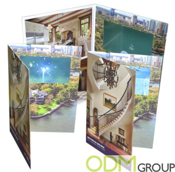 Promotional Video Brochure for Brand Managers