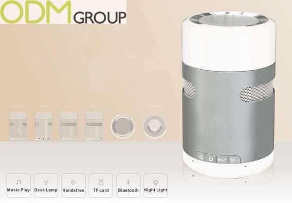 Smart Promo - Multifunctional Bluetooth Speaker