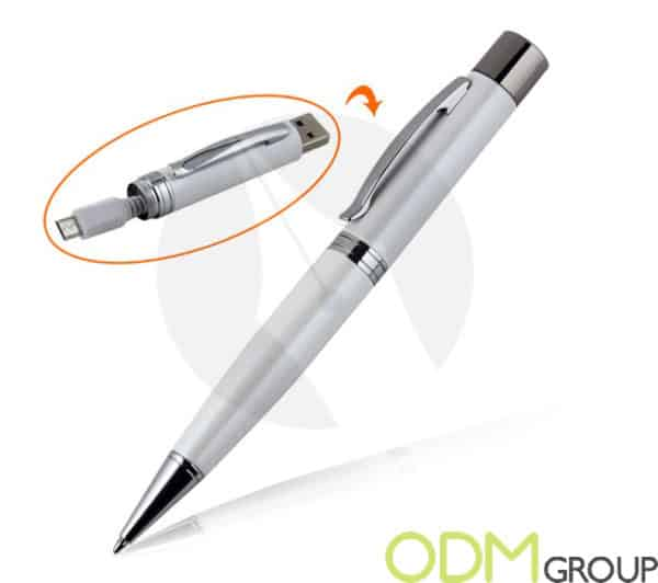 Unique Promotional Idea – Pen With USB Cable
