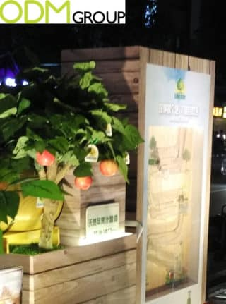 Cider marketing - Creative POS Display by Somersby