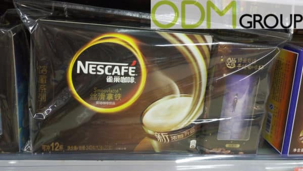 Nescafe Promo Idea – Custom Coffee Tumbler