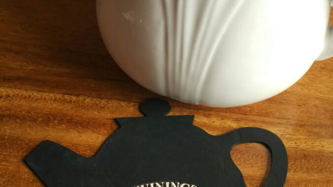 Tea Marketing – Custom Shape Coasters by Twinings