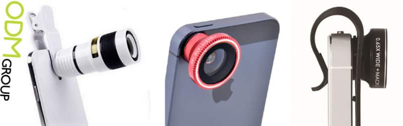 Tech Promo Product Idea – Phone Camera Lens