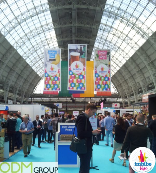 Trade Show Marketing: Imbibe Live 2016