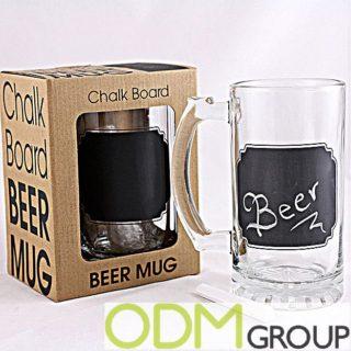 Chalkboard Cups for Customizable Branding