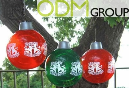 Cool Ideas for Promo Christmas Baubles 2016