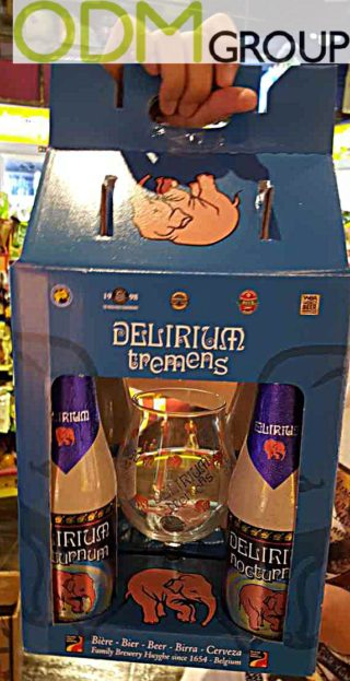 Delirium Tremens: Branded Beer Promotion