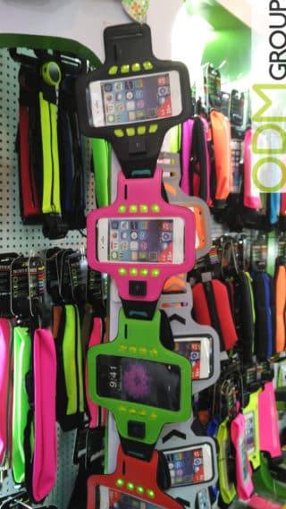Fitness Promo Item - Phone Running Armbands