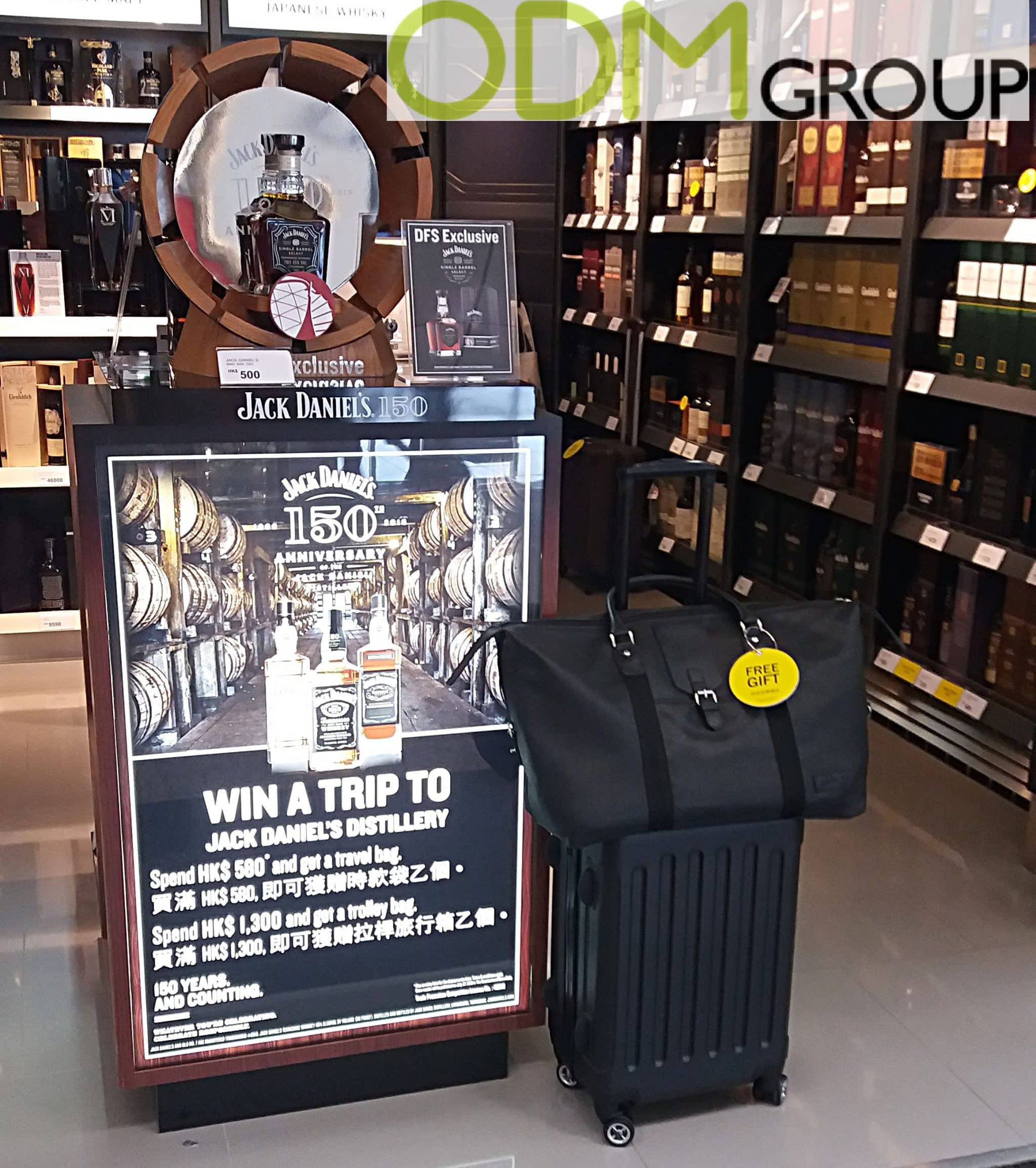 free gift promotional luggage bags by jack daniel s theodmgroup blog