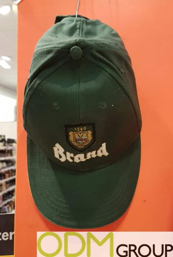 Free Cap as Gift with Purchase from BRAND