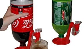 Kids Party Promotional Idea: Drinks Dispenser