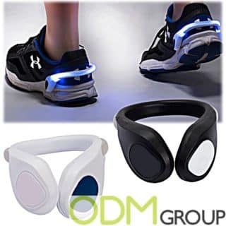 New Sport Promo: LED Shoe Clippers
