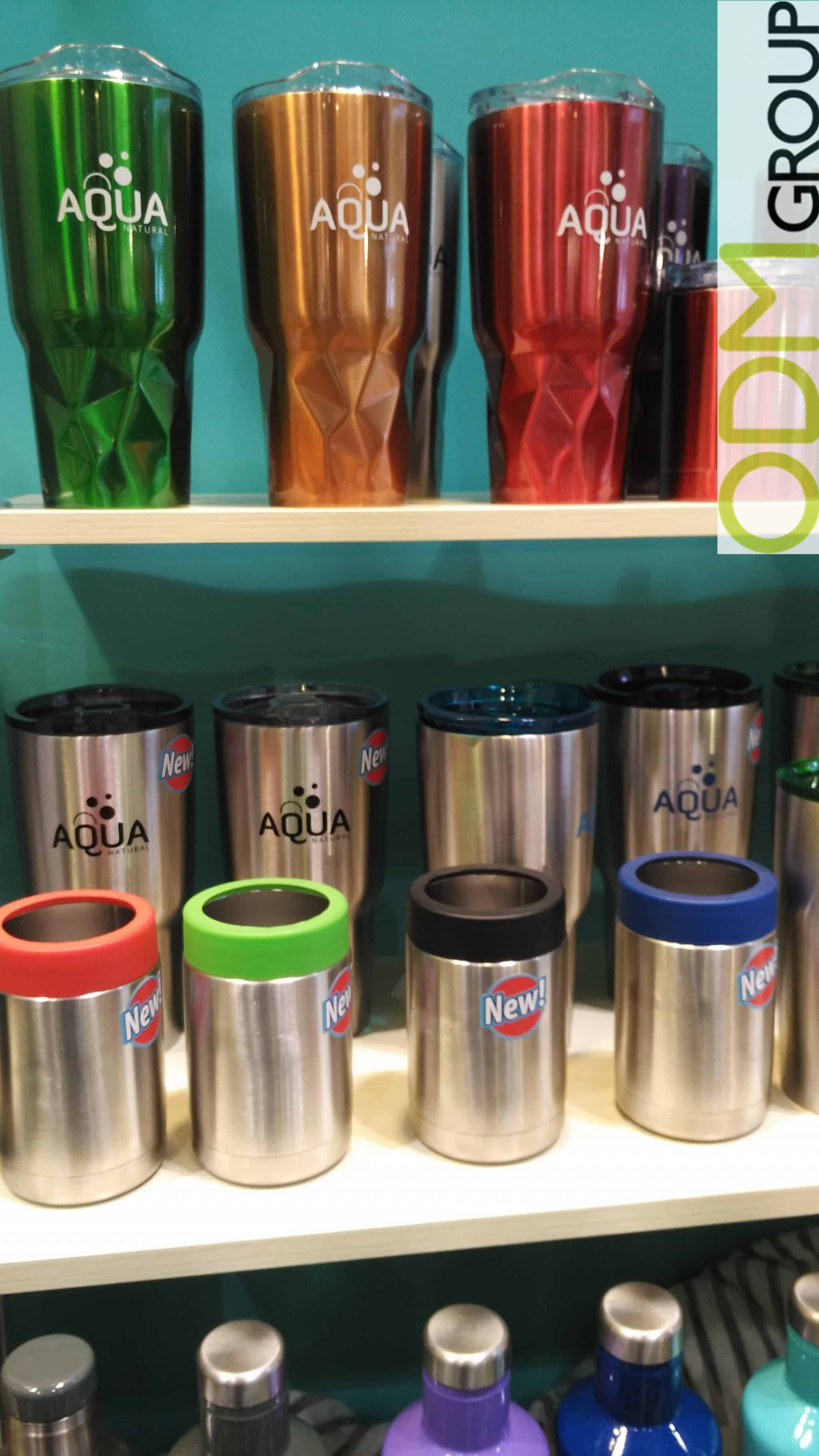 Stainless Steel Travel Mugs – Corporate Gift Ideas