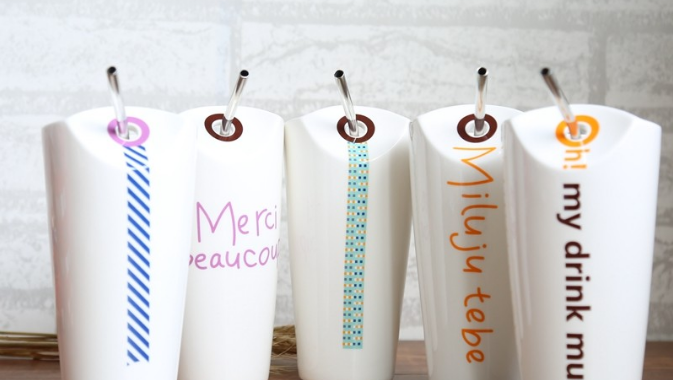Unique Designs for Promotional Ceramic Mugs