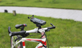 Outdoor Promo: Power Bank for Bicycles