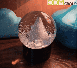 China Manufacturing to Custom Snow Globes