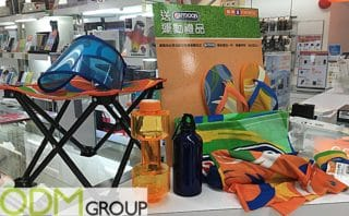 Fortress offers Branded Outdoor Products