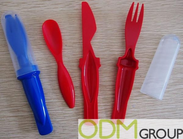 Kitchenware Promo - Innovative Portable Cutlery