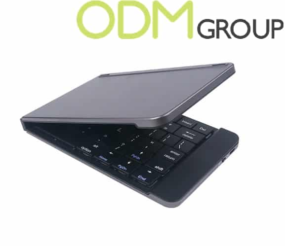 New Promo Idea: Mini Foldable Bluetooth Keyboard