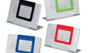 New Promo Idea Plastic Custom Desk Calendar