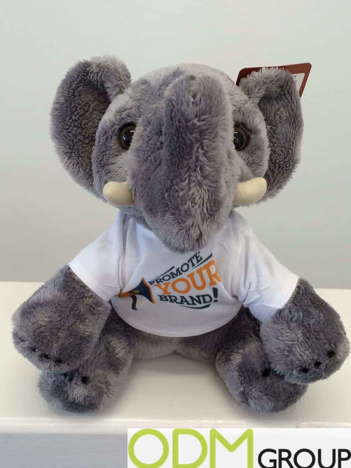 Promotional Products Week #promoteyourbrand with plush mascot