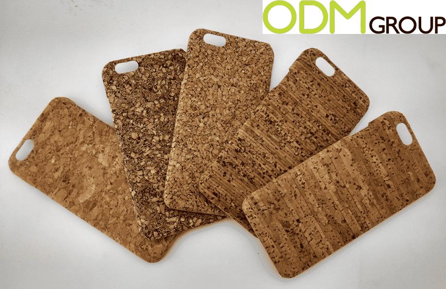 Unique Custom Cork Design for Smartphone Cases