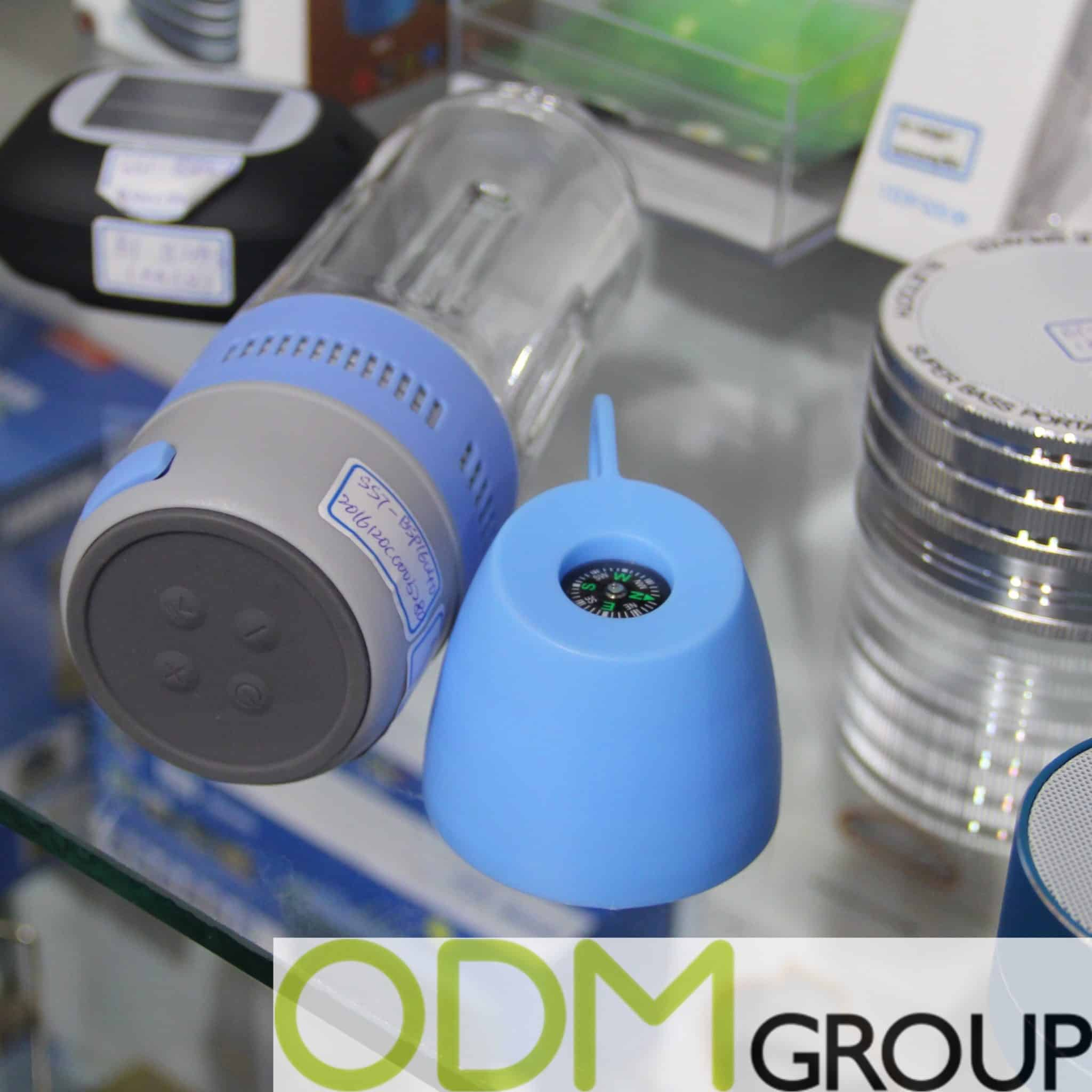 Creative Promotional Water Bottle Bluetooth Speaker