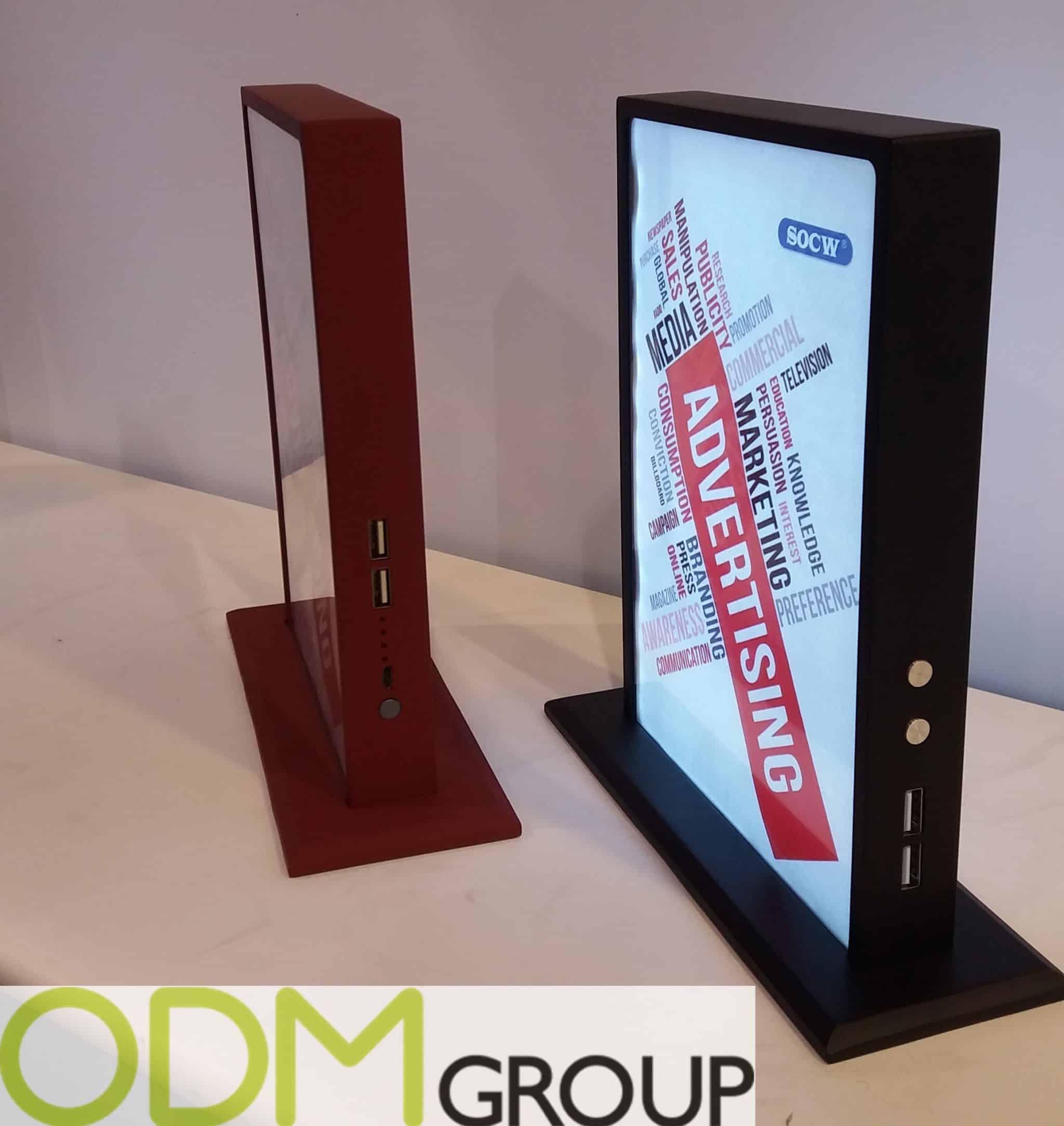Menu Power Bank - New Model 2016