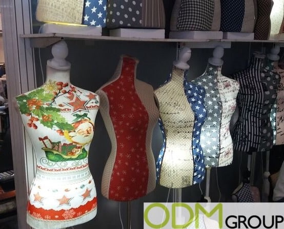 Customizable Mannequin - Promo Item for Fashion Industry