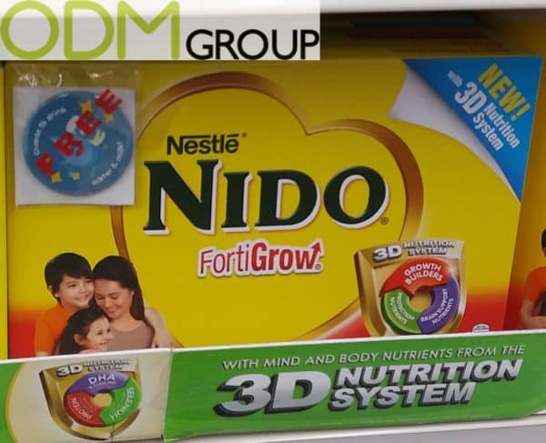 Branded Advertisement: Big Marketing Campaign by Nestlé