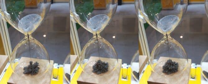 Custom Magnetic Sand Timer at HK Mega Show 2016