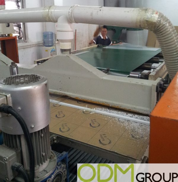 POS Display Factory Visit - Manufacturing in China