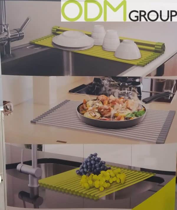 Kitchen Promo Idea - Multipurpose Placemat