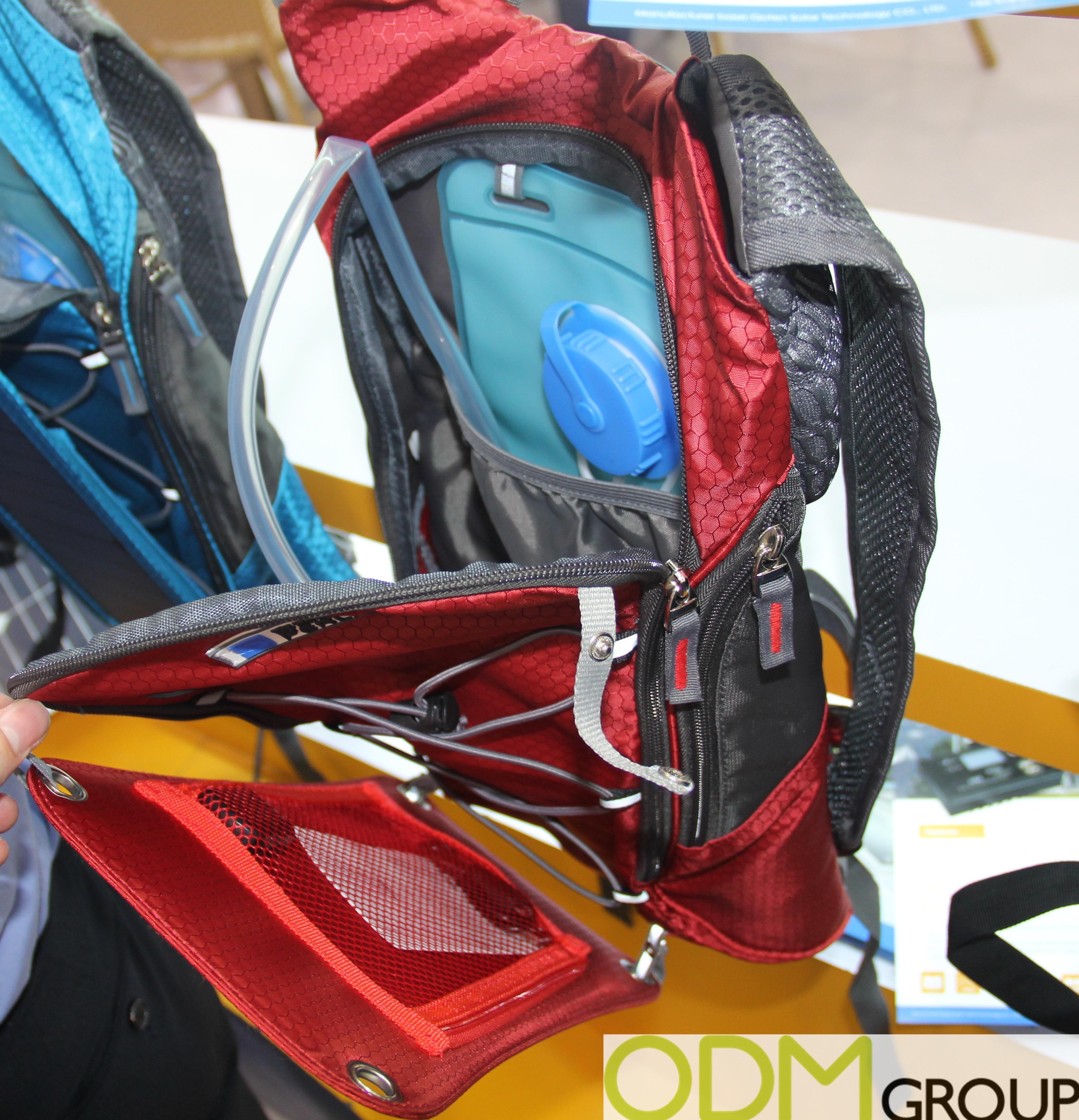 Promotional Idea – Original Solar Backpacks