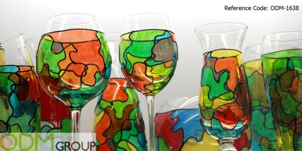 Creative Designs for Promotional Glassware 2017