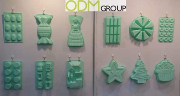 Custom Silicon Baking Molds for every Household