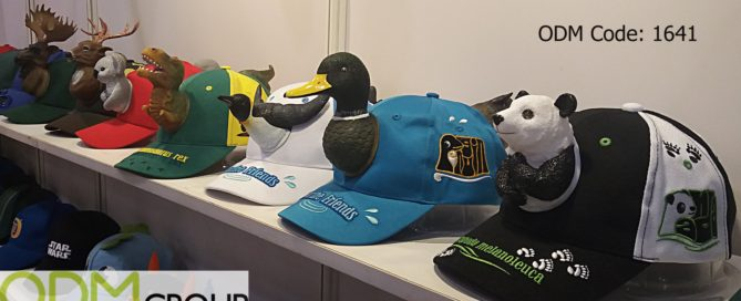 Football Promotion - Fun Hats for Brand Exposure