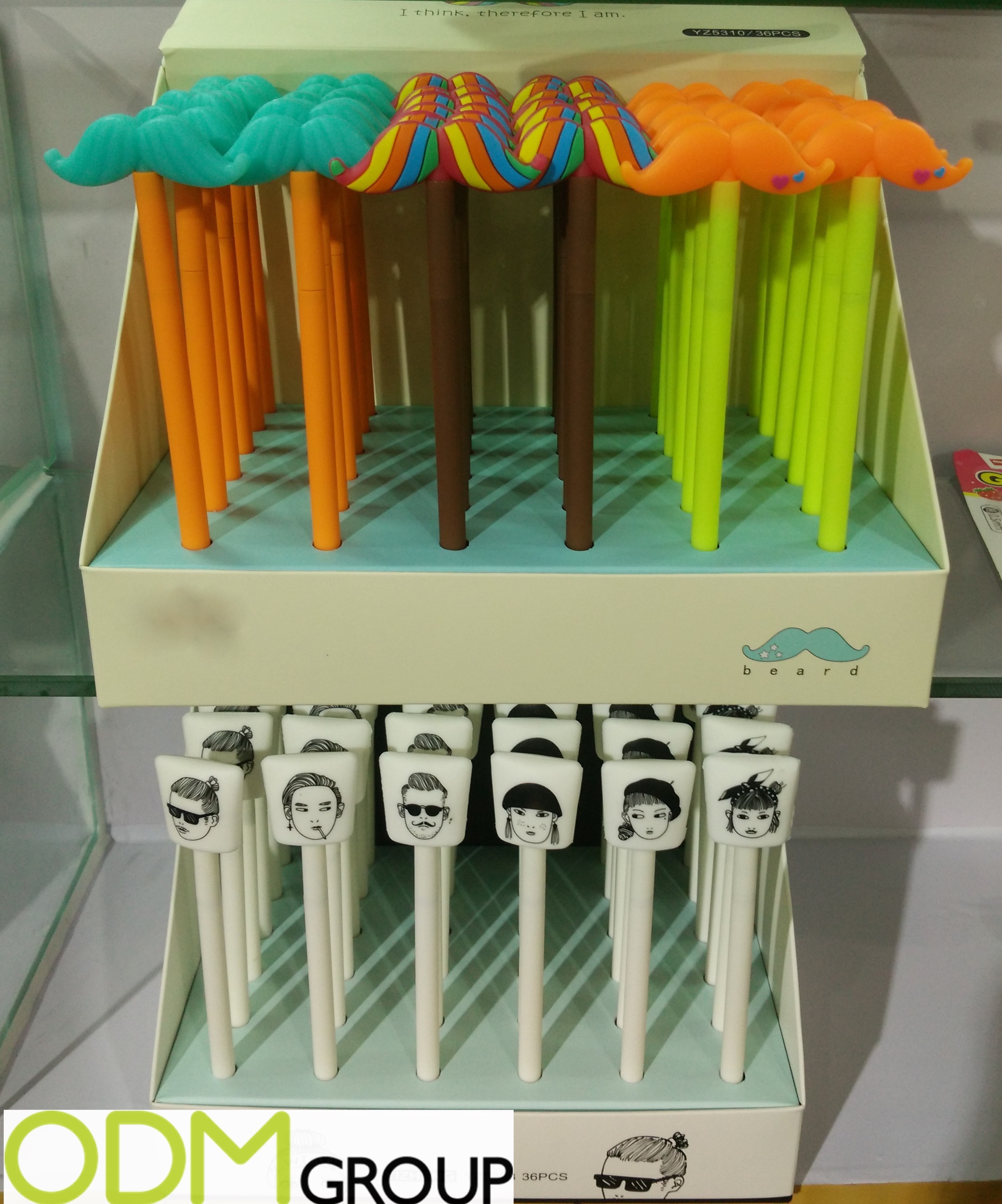 Stationery Promo Ideas – Pens with Customized Toppers