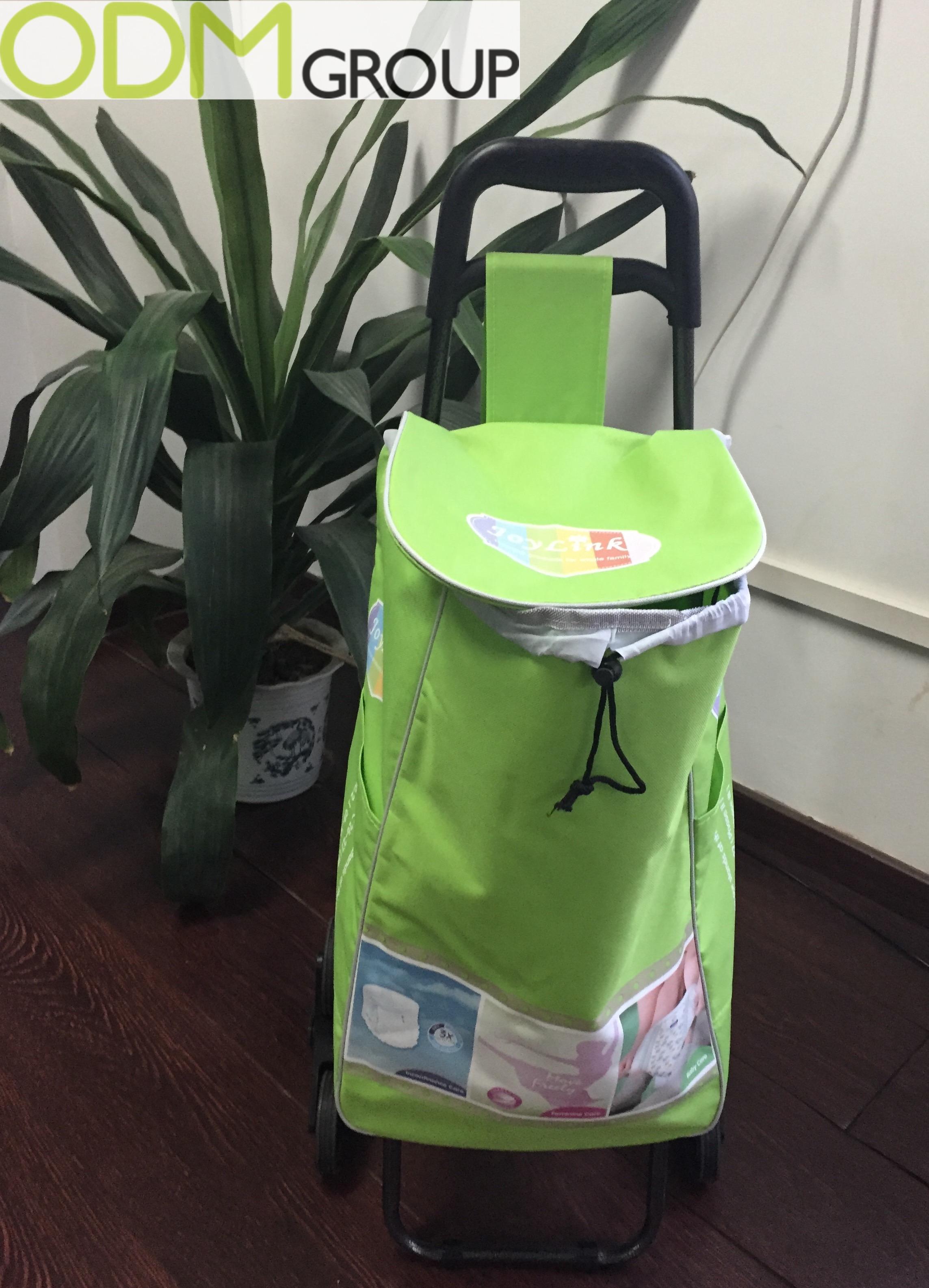 Various Designs for Multipurpose Promo Trolley Bags